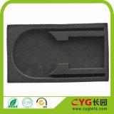 Espuma condutora para embalagem eletrônica Espuma IXPE de condução preta