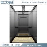 elevación de lujo del elevador del pasajero del sitio de la máquina 1000kg para la serie del hotel