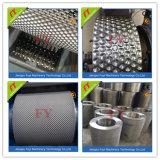 Machine de granulatoire de presse de rouleau de double de bonne qualité d'acier allié