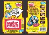 Tarjetas que juegan de papel mágicas de la TV/tarjetas que juegan del póker mágico