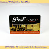 PVC magnetische kaart met Full Color afdrukken voor Cafe