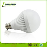 Do Ce plástico da luz de bulbo do diodo emissor de luz do fornecedor de China bulbo 2017 energy-saving do diodo emissor de luz do poder superior B22 15W SMD5730 da luz de bulbo do diodo emissor de luz de RoHS