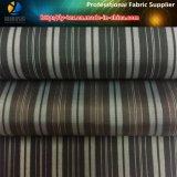 Sofortiges Waren-Polyester-Twill-Streifen-Gewebe für Mann-Klage-Futter (X115-117)