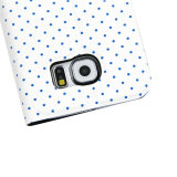 Caja móvil del teléfono celular del nuevo del diseño cuero del tirón para el iPhone 7/6/6s más casos
