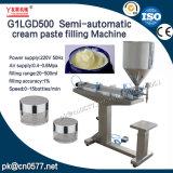 Halbautomatische Lotion-und Sahne-Pasten-Füllmaschine (G1LGD1000)