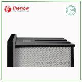 冷暖房システムで使用されるコンパクトなフィルター