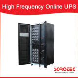 Fonte de alimentação em linha modular pura do UPS da onda de seno 10kVA-300kVA do indicador do LCD