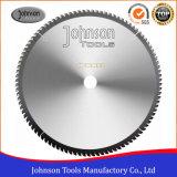 la circular del Tct de 110-500m m vio las láminas para el aluminio con el tipo de Tcg