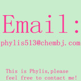 99.5% Esteroides CAS No. de Oxymetholone Anadrol de la pureza: 434-07-1