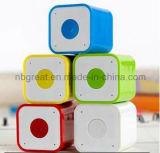 Nuevo pequeño mini Bluetooth altavoz portable cuadrado de 2016