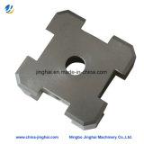 CNC Usinage Square Square Steel Bearing Pedestal
