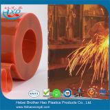 バージンの物質的でスムーズで適用範囲が広く赤いビニールプラスチックPVC溶接のカーテンのドアのストリップロールスロイス