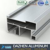 Color modificado para requisitos particulares perfil de aluminio filipino de la talla de la puerta de la ventana