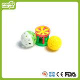 Speelgoed van de Kat van de Ballen van de Ballen van de Kat van de pluche het Plastic