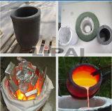 高周波誘導加熱の銅か金またはアルミニウム溶ける装置