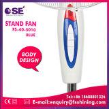 Nuovo dispositivo di raffreddamento di aria ventilatore elettrico del basamento di sicurezza di 16 pollici (azzurro FS-40-S010)