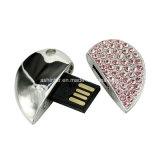 De Aandrijving van de Flits van het Kristal USB van het Geheugen van de Flits van het hart USB