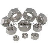 Fournisseur d'écrous six-pans de la vis 304 d'acier inoxydable de Chine JIS B 1181