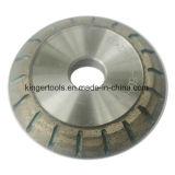 45° Поделенное на сегменты колесо диаманта митры