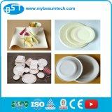 Macchina di fabbricazione di piatto di carta per la formazione degli articoli per la tavola a gettare (TW6000)