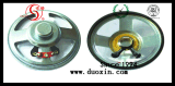 77mm 4ohm 3Wの3インチの円形の拡声器は最もよい品質Dxyd77n-18f-4Aの防水スピーカーを分ける