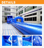 Nuova trasparenza di acqua di disegno con il raggruppamento
