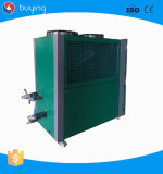 Usine industrielle de réfrigérateur d'eau de mer de refroidissement à l'air