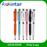 Ponteiro laser USB Flash Drive Touch Pen USB Stick