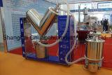 Vタイプ移動式粉のミキサーの混合機械混合機
