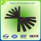 Magnetische elektrische Isolierung lamellierter Schlitz-Keil