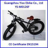 고성능 먼지 E 500W Bafang 모터를 가진 뚱뚱한 눈 자전거
