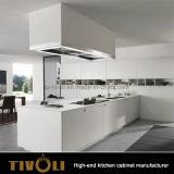 China Customized Quality Modern High Gloss White Cabinet de cuisine