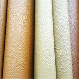 Couro novo da mobília do couro do saco de couro de assento de carro do PVC do plutônio do Synthetic