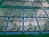 힘 가로장에 있는 두꺼운 Fr 4 PCB 침수 금 0.4 mm