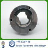 精密によってカスタマイズされるプラスチックかアルミニウムか黄銅CNCの機械化の部品の処理