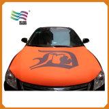 Изготовленный на заказ печатание рекламируя знамя для крышки клобука флага автомобиля (Hych-Af003)