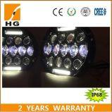 7 Zoll - hohes niedriges Arbeits-Licht des Träger-LED für Ausweichen-Reise