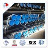 A53 A106 Gr. B Sch40の炭素鋼の継ぎ目が無い管