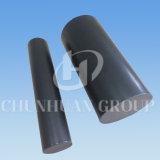 Barra grafito/del tubo/del tubo/del tubo llenados PTFE del carbón