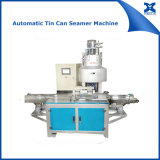 Máquina química redonda automática do Seamer da lata de estanho