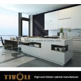 صنع وفقا لطلب الزّبون مطبخ بيضاء [كبينتس] لأنّ بناءات أستراليا [تيفو-0088ف]