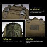El fallo de funcionamiento de Molle de los hombres hacia fuera empaqueta el morral táctico del ejército de las mochilas de los morrales impermeables de los militares