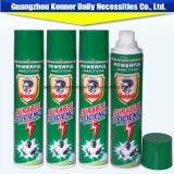 Jet d'insecticide de pyréthrine de jet de tueur d'insecte d'aérosol de ménage