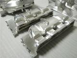 Niedrige Massenproduktion-CNC maschinell bearbeitete Aluminiumteile