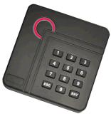 Leitor do teclado do sistema do controle de acesso