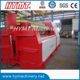 Máquina de rolamento de dobra inoxidável hidráulica da placa de aço dos rolos W12S-25X3200 quatro
