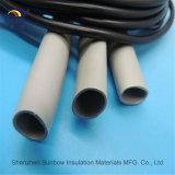 Câmara de ar de isolamento do Shrink do calor da borracha de silicone para o cabo de proteção