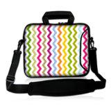 Impression 10 13 13.3 14 15 15.6 17 sacoche pour ordinateur portable d'épaule de messager de monture filtre de cahier de chemise d'ordinateur portatif de 17.3 pouces pour l'iPad MacBook a