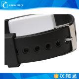 Pulsera funcional multi del Wristband/RFID del Hf RFID del Lf del plástico