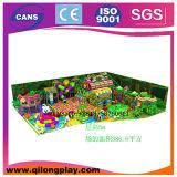 Малое крытое оборудование спортивной площадки для малышей